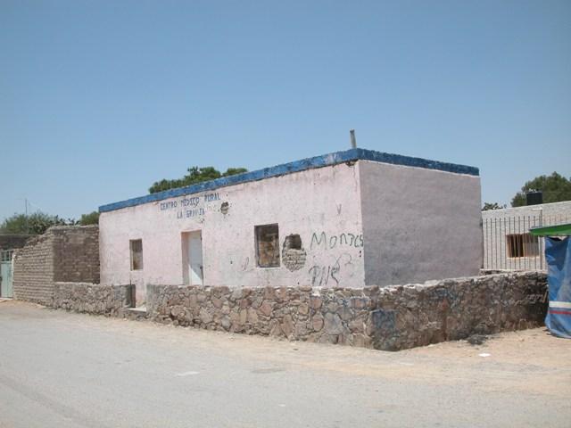 La Granja Casa de Salud